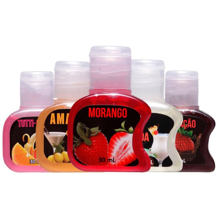 GEL AROMÁTICO HOT 30ML SOFT LOVE