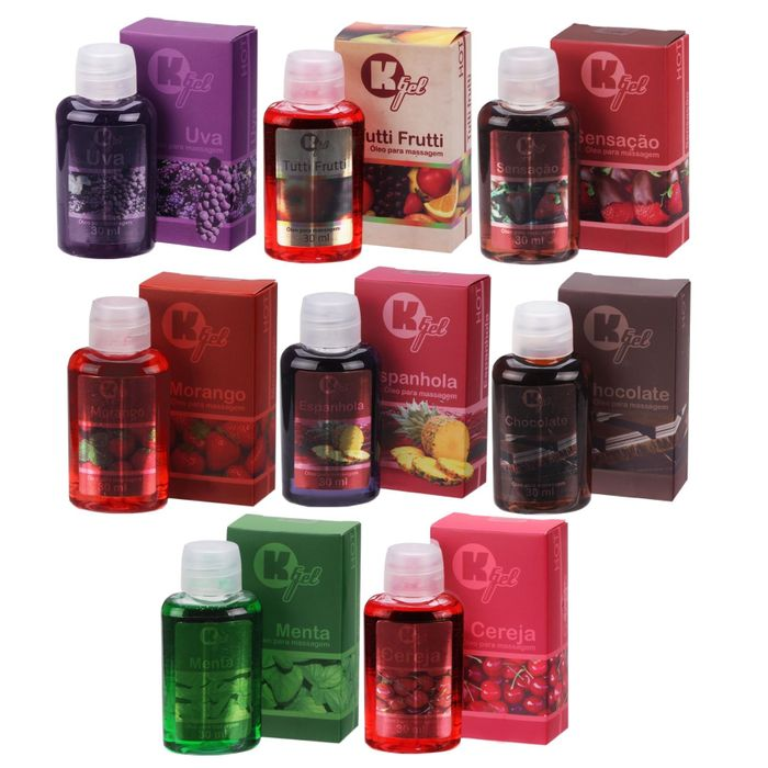 GEL DE MASSAGEM CORPORAL K-GEL