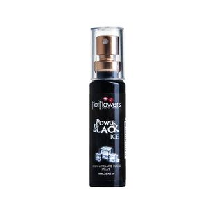 AROMATIZANTE POWER BLACK  ICE SPRAY 18ML HOT FLOWERS