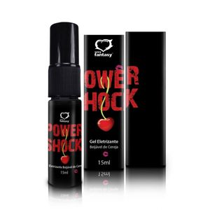 POWER SHOCK BEIJÁVEL 15ML SPRAY SEXY FANTASY