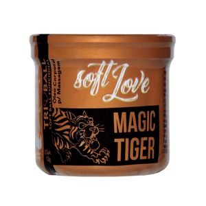 BOLINHA MAGIC TIGER TRIBALL SOFT LOVE