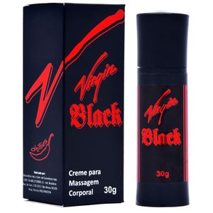 VIRGIN BLACK 30G CHILLIES