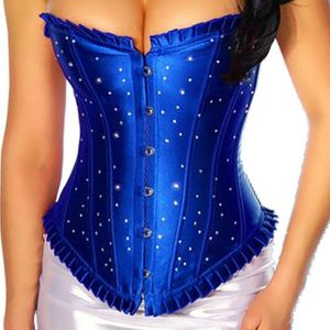 CORSELET PARIS STRASS