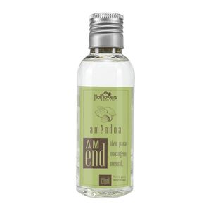 AMEND ÓLEO PARA MASSAGEM SENSUAL 120ML HOT FLOWERS