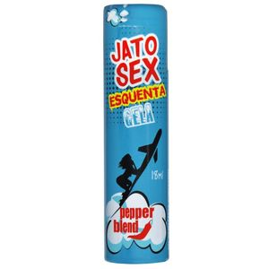 JATO SEX ESQUENTA ESFRIA BIFÁSICO 18ML PEPPER BLEND