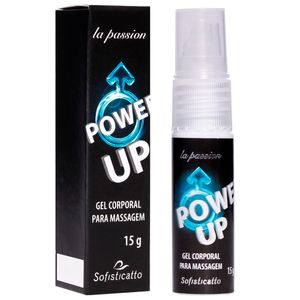 POWER UP GEL CORPORAL 15G SOFISTICATTO