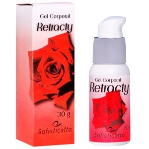 RETRACTY GEL CORPORAL 30G SOFISTICATTO