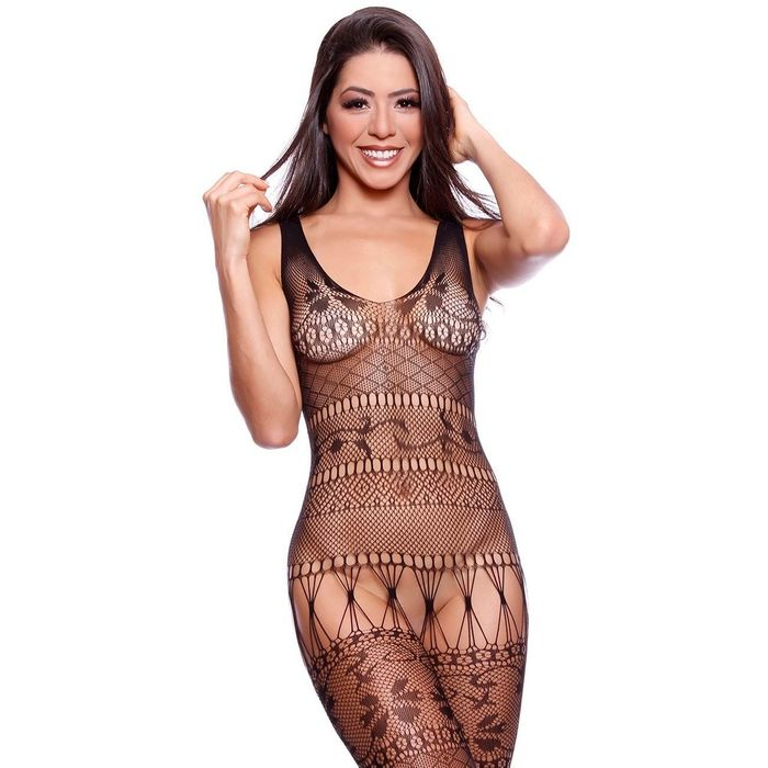 MACACÃO ARRASTÃO BODY STOCKING