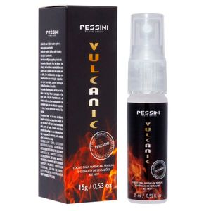 VULCANIC SPRAY 15ML PESSINI