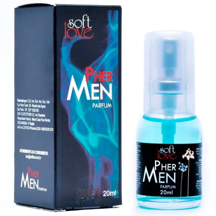 PHER MEN MASCULINO SOFT LOVE