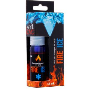 FIRE & ICE ÓLEO CORPORAL 15ML SOFT LOVE