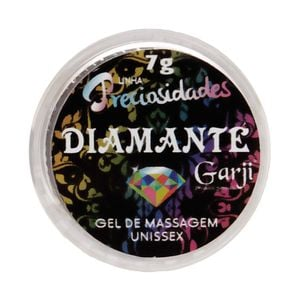 DIAMANTE GEL DE MASSAGEM UNISEX 7G GARJI