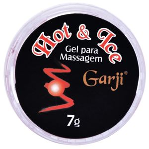 HOT ICE GEL FUNCIONAL 7G GARJI