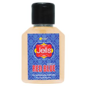 JELLS RED BLUE GEL BEJÁVEL 30ML KALYA