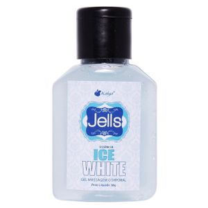 JELLS ICE WHITE GEL BEIJÁVEL 38G KALYA