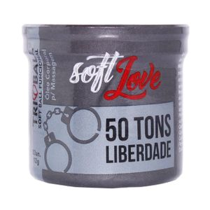 SOFT BALL 50 TONS DE LIBERDADE SOFT LOVE