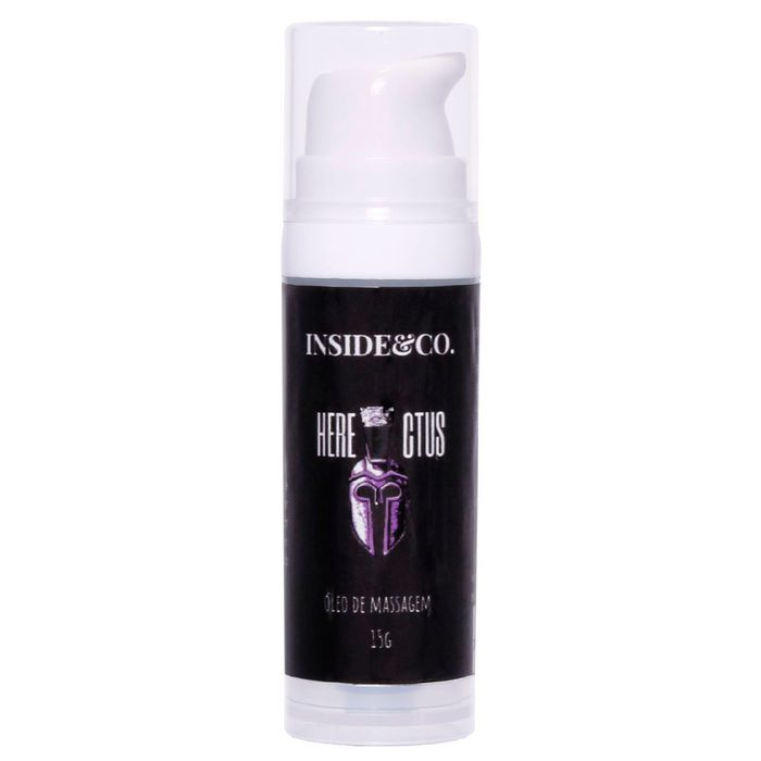 HERECTUS GEL MASCULINO PROLONGADOR 15G INSIDE