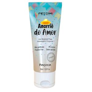 ANARRIÊ DO AMOR GEL BEIJÁVEL 35ML PESSINI