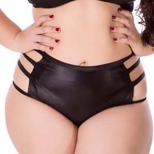 HOT PANTS CINQUENTA TONS MAIS HOT PLUS SIZE HOT FLOWERS