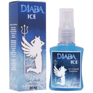 DIABA ICE GEL EXCITANTE FEMININO 35ML GARJI