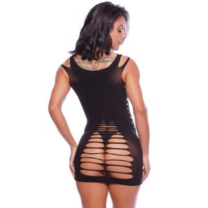 VESTIDO RENDADO THAIS BODYSTOCKING