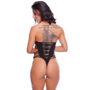BODY ARRASTÃO CAMILA BODYSTOCKING