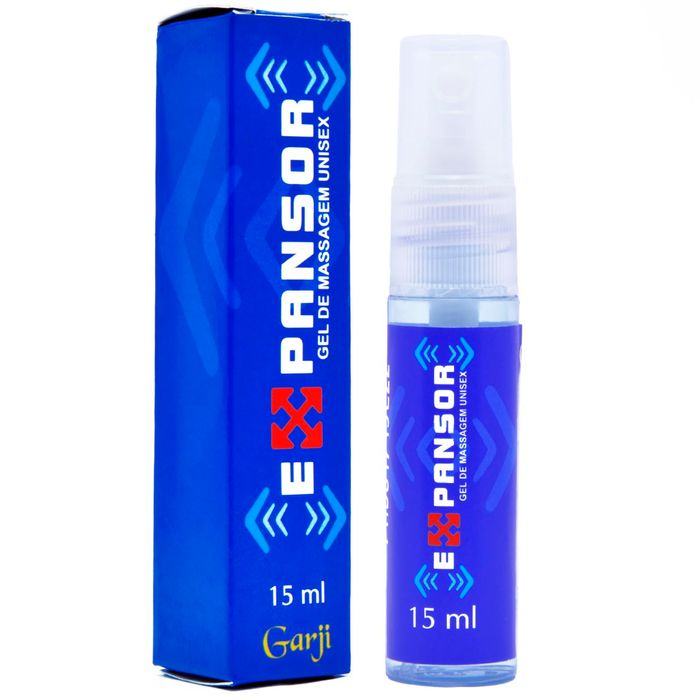 EXPANSOR SPRAY 15ML GARJI