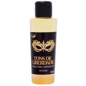 ÓLEO TONS DE LIBERDADE SEDUCTION GOLD 60ML CHILLIES