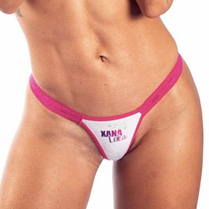 TANGA FIO DENTAL XANA LOKA HOT FLOWERS