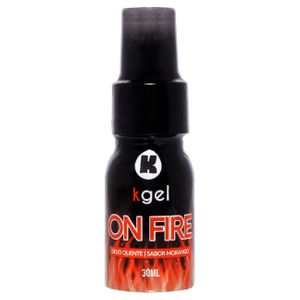 ON FIRE SPRAY BEIJÁVEL HOT 30ML K-GEL