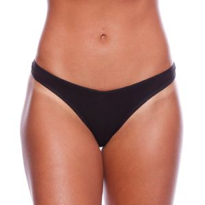 TANGA FIO DENTAL DE COTTON BASICO MIELVE