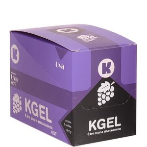 GEL BEIJÁVEL UVA HOT SACHE 5G 25UNI KGEL