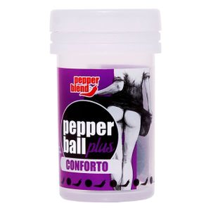 PEPPER BALL PLUS CONFORTO PEPPER BLEND