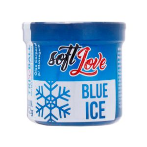SOFT BALL BLUE ICE TRI BALL SOFT LOVE