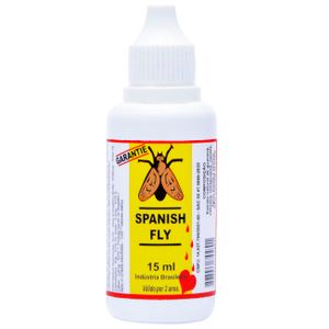 Spanish Fly Bebida Afrodisiaca 15ml Sicret Sex