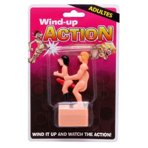 CASAL A CORDA GAY WIND-UP ACTION
