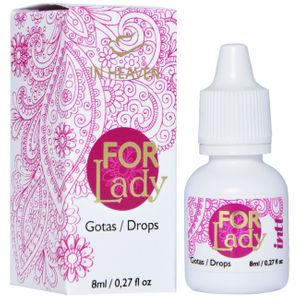 FOR LADY GOTAS 8ML IN HEAVEN INTT