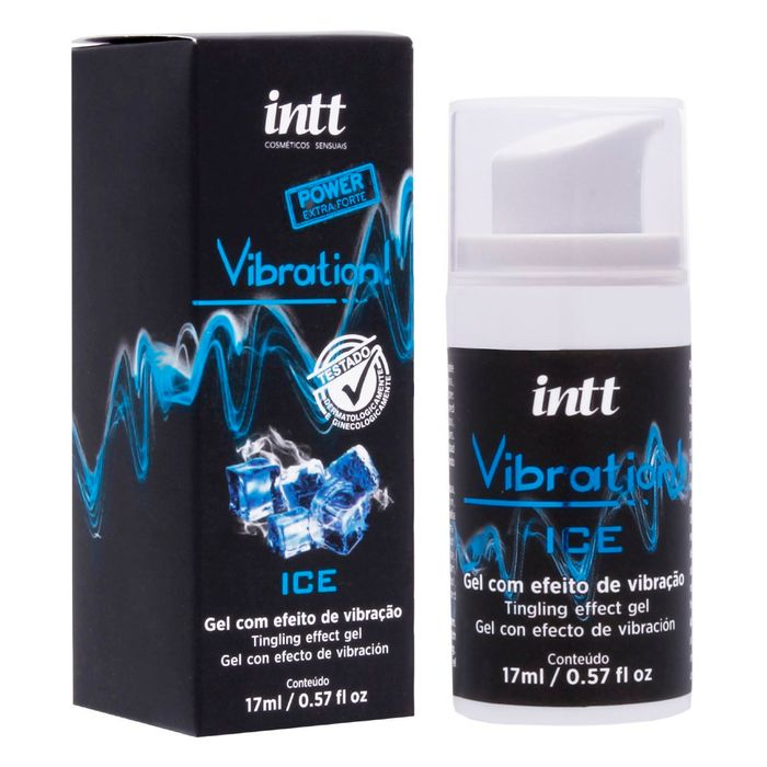 VIBRATION ICE EXTRA FORTE 17ML INTT
