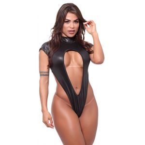 Body Com Manga Madame X Dominatrixx