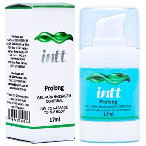 PROLONG GEL PROLONGADOR MASCULINO  INTT