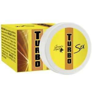 TURBO SEX EXCITANTE UNISEX 3G SECRET LOVE