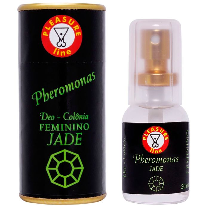 Jade Deo Colonia Feminino 20ml Pleasure Line