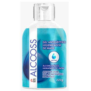 ALCOOL GEL 70 CORONA VIRUS 220G SOFT LOVE
