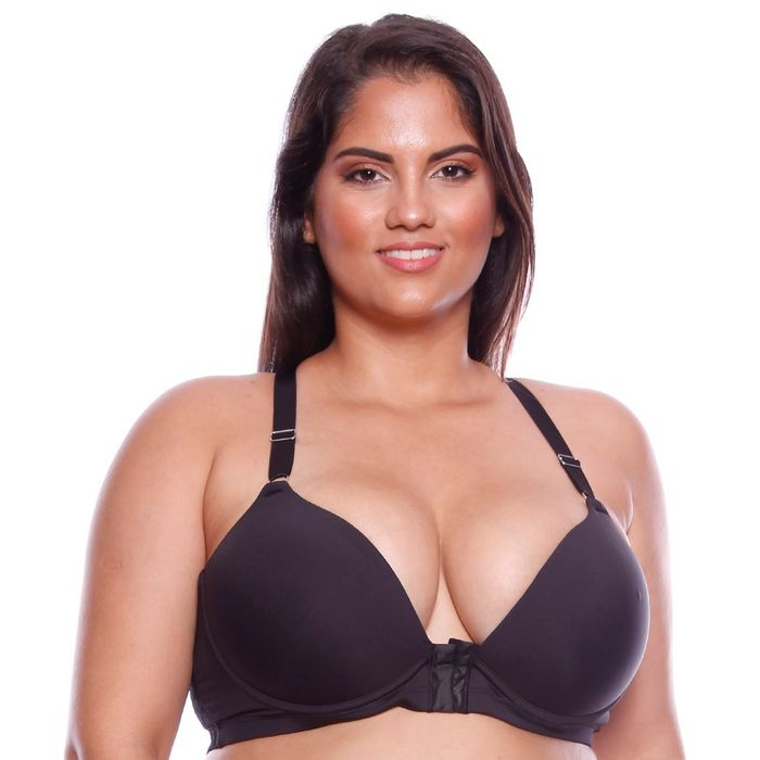 SUTIÃ PLUS SIZE FASHION NADADOR COM RENDA NAYANE