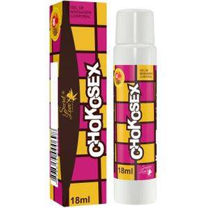 Chokosex Gel Para Massagem 18ml Secret Love