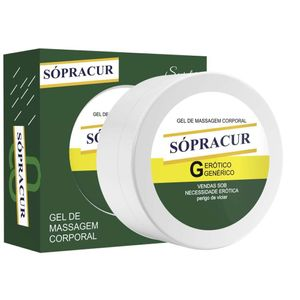 SOPRACUR GEL PARA MASSAGEM 4G SECRET LOVE