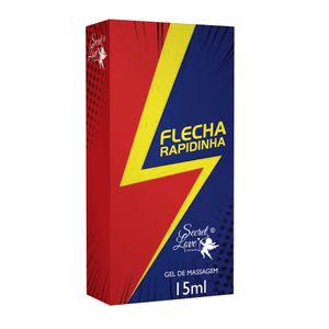 Flecha Rapidinha Gel Para Massagem 15ml Secret Love