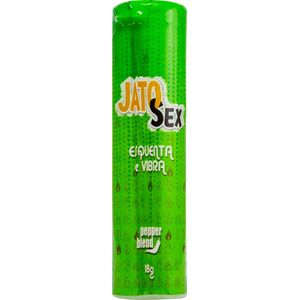 Jato Sex Esquenta E Vibra 18ml Pepper Blend