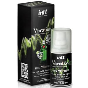 Vibration Gin Tonica Extra Forte 17ml Intt