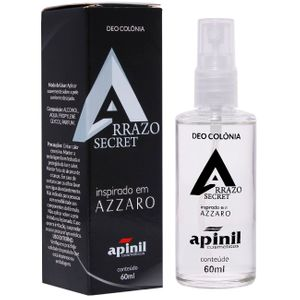 Perfume Arrazo Secret 60ml Apinil